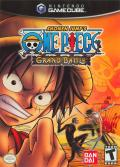 One Piece: Grand Battle GameCube Front Cover