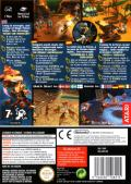 Asterix and Obelix: Kick Buttix GameCube Back Cover
