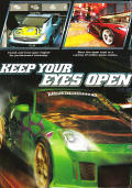 Need for Speed Underground 2 Windows Inside Cover Left