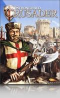FireFly Studios' Stronghold Crusader Windows Front Cover