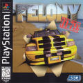 Felony 11-79 PlayStation Front Cover