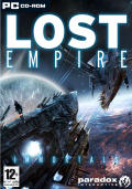 Lost Empire: Immortals Windows Front Cover