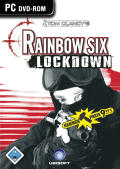 Tom Clancy's Rainbow Six: Lockdown Windows Front Cover