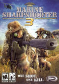 Marine Sharpshooter 3 Windows Front Cover