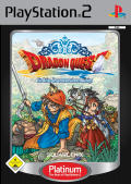 Dragon Quest VIII: Journey of the Cursed King PlayStation 2 Front Cover