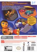 Bee Movie Game Wii Back Cover