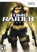 Tomb Raider: Underworld Wii Front Cover