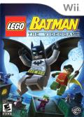 LEGO Batman: The Videogame Wii Front Cover