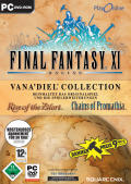 Final Fantasy XI Online: The Vana'Diel Collection Windows Front Cover