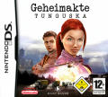 Secret Files: Tunguska Nintendo DS Front Cover