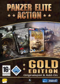 Panzer Elite Action: Gold Edition Windows Front Cover