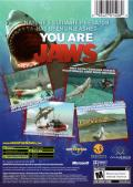 Jaws: Unleashed Xbox Back Cover