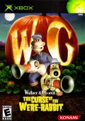 Wallace & Gromit: The Curse of the Were-Rabbit Xbox Front Cover