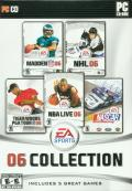 EA Sports: 06 Collection Windows Front Cover