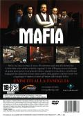 Mafia PlayStation 2 Back Cover