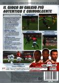 FIFA Soccer 2003 PlayStation 2 Back Cover