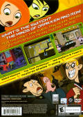 Disney's Kim Possible: What's the Switch? PlayStation 2 Back Cover