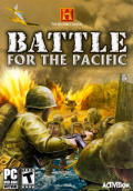 The History Channel: Battle for the Pacific Windows Front Cover