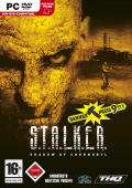 S.T.A.L.K.E.R.: Shadow of Chernobyl Windows Front Cover