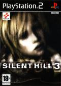 Silent Hill 3 PlayStation 2 Front Cover