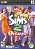 The Sims 2 Deluxe Windows Front Cover