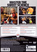 Fight Night Round 3 PlayStation 2 Back Cover