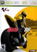 MotoGP '06 Xbox 360 Front Cover