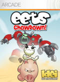 Eets: Chowdown Xbox 360 Front Cover