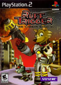 Ruff Trigger: The Vanocore Conspiracy PlayStation 2 Front Cover
