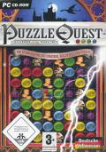 Puzzle Quest: Challenge of the Warlords Windows Front Cover