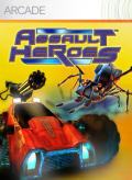 Assault Heroes Xbox 360 Front Cover