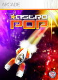 AstroPop Deluxe Xbox 360 Front Cover