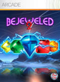 Bejeweled 2 Deluxe Xbox 360 Front Cover