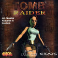 Tomb Raider DOS Other Jewel Case - Front