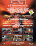 Carmageddon: Max•Pack DOS Other Box - Back