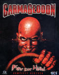 Carmageddon: Max•Pack DOS Other Box - Front