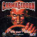Carmageddon: Max•Pack DOS Other Jewel Case - Front