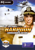 Larry Bond's Harpoon: Commander's Edition Windows Front Cover