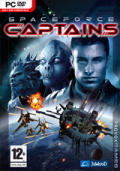 Spaceforce: Captains Windows Front Cover