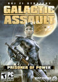 Galactic Assault: Prisoner of Power Windows Other Keep Case - Front