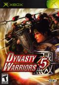 Dynasty Warriors 5 Xbox Front Cover