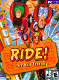 Ride! Carnival Tycoon Windows Front Cover