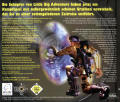 Time Commando DOS Other Jewel Case (Back)