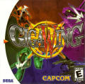 Giga Wing Dreamcast Front Cover