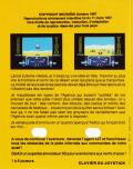 Quad Amstrad CPC Back Cover