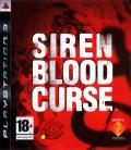 Siren: Blood Curse PlayStation 3 Front Cover