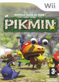 Pikmin Wii Front Cover Reversed