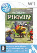 Pikmin Wii Front Cover