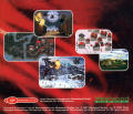 Command & Conquer: Red Alert - Counterstrike DOS Other Jewel Case - Back