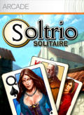 Soltrio Solitaire Xbox 360 Front Cover